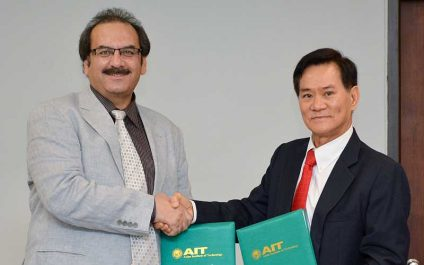 AIT signs agreement with Balochistan Development Network