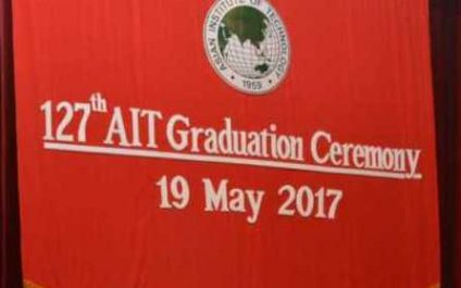 22 students awarded prizes of excellence at 127th Graduation