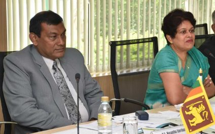 Sri Lanka Minister seeks AIT's expertise in food and agriculture technologies