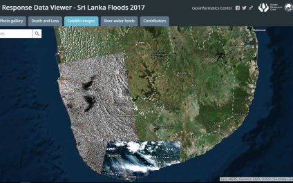 AIT produces dynamic emergency response maps for Sri Lanka floods