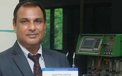 AIT faculty member publishes book on Food Processing