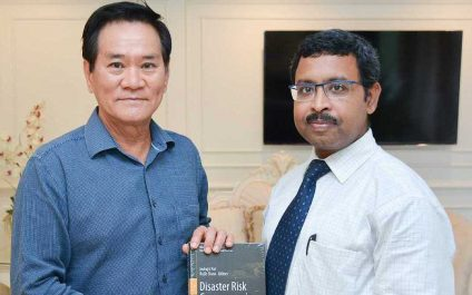 AIT faculty member authors book on Disaster Risk Governance