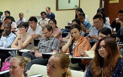 51 participants from 20 countries participate in EU camp