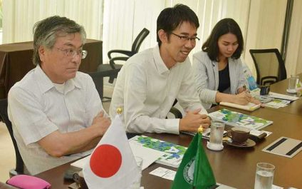 Eight-Japan Engineering Consultants announces additional scholarship for AIT
