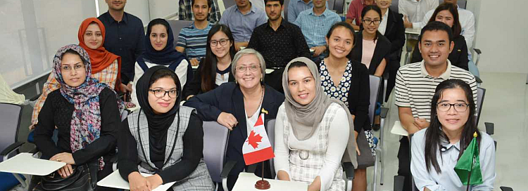 Canada keen to turn a page, and rejuvenate linkage with AIT