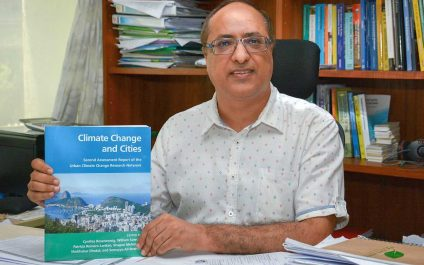 New publication on Climate Change and Cities