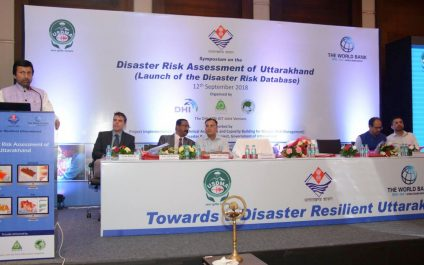 AIT helps create first comprehensive disaster risk database for Uttarakhand province in India